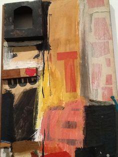 Robert Rauschenberg Artist Paintings Assemblage Metropolitan Museum of Art New York