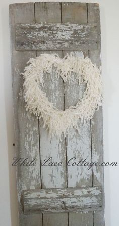 simple valentine heart wreaths, crafts, seasonal holiday decor, valentines day ideas, wreaths