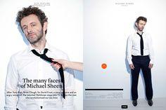 Brian Clough, Tony Blair, Michael Sheen, The Man, Presentation, Face, Style, Faces, Facial