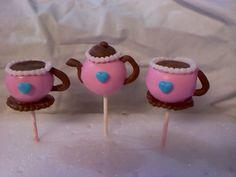 Cute teapot pop