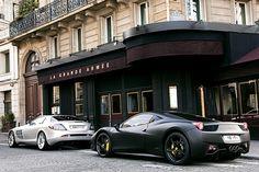 SLR & 458