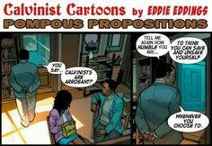 arminians   Calvinist Cartoons