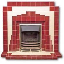 Complete Tiled Fireplaces | Twentieth Century Fireplaces