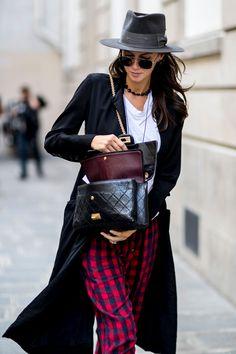 Street Style París - ELLE.com