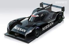 2015 NISSAN GT-R LM NISMO CG IMAGE