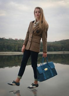 """Oxford style"" by Diana Luchin // LOOKBOOK.nu"