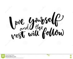 #LoveYourself #LoveForOne #LoveForAll