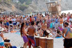 Benirras Beach Party ON SUNDAYS!