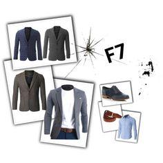 """blazer outfits"" by flatseven on Polyvore FLATSEVENSHOP.COM"