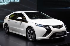 Chevy Volt and Opel Ampera named 2012 European Car of the Year.