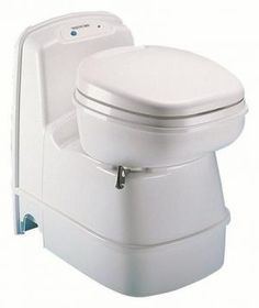 This look into how to build a composting toilet system with a flush ...