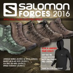 salomon forces - Google Search
