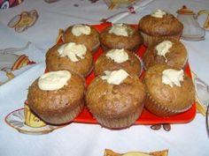 Körtés muffin - Csokis muffin Muffin, Breakfast, Food, Meal, Eten, Meals, Muffins, Morning Breakfast
