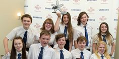 The Rothesay Academy S3 xl group won our AG Barr Community Impact award at our Scotland #CelebrateSuccess event last week.   Working together to overcome their confidence issues, they completed not one, not two, but three projects.   Now that's heroic!