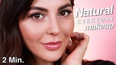 11e1385ec5 Natural Everyday Makeup in 2 Minutes by Sona Gasparian - SimplySona Natural  Everyday Makeup