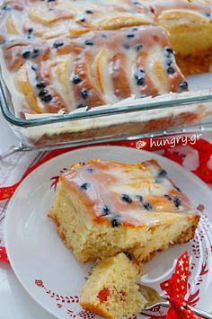Cookbook Recipes, Cooking Recipes, Apple Cake, Greek Recipes, Yogurt, French Toast, Breakfast, Christmas, Food