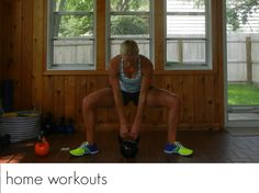 Blonde Ponytail - an athlete training for a lifetime of fitness