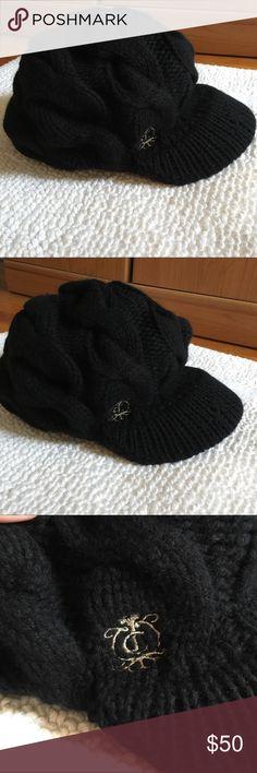 Chanel Cashmere Hat  85b2b65152db
