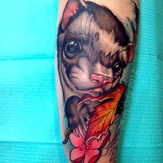 Kelly Doty - Ink & Dagger. Style and color only.