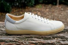 Menswear label Epaulet just released new Tennis Trainers in high and low colorways.