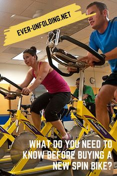Learning to ride a bike is no big deal. Learning the best ways to keep your bike from breaking down can be just as simple. Spin Bike Workouts, Fun Workouts, Spin Bike For Home, Cycling Workout, Cycling Tips, Road Cycling, Bike Magazine, Fitness Magazine, Swimming Tips