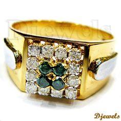 Diamond Mens Ring Bradney in Hallmarked Gold [Rs Wedding Engagement, Wedding Rings, Engagement Rings, Diamond Rings, Gold Rings, Mens Ring Designs, Gents Ring, D1, Heart Ring