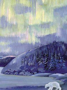 Artist ? Polar Bears, Mountains, Artist, Nature, Travel, Naturaleza, Viajes, Artists, Destinations