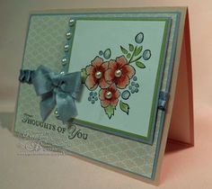 Stampin' Up! SU by Gretchen Barron, Inspiration in Action