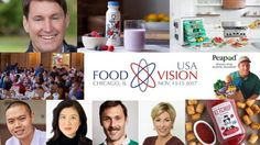 FOOD VISION USA 2017: What's for dinner tonight?