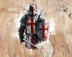 Crusader by Pencil-guy