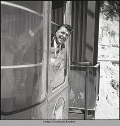 A dear friend of the Wyeth family. President Ronald Reagan, Palm Springs, CA by Lee Marmon