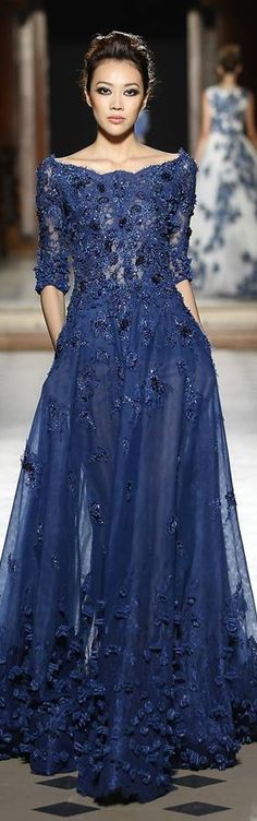 Tony Ward : Runway - Paris Fashion Week - Haute Couture Fall/Winter 2015/2016