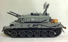 ZSU-23-4V1 'Shilka'