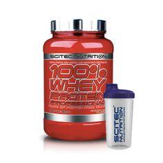 100% WHEY PROTEIN PROFESSIONAL 2350g - Scitec Nutrition + SHAKER - Scitec Nutrition - Odżywki białkowe - Sportowe Suplementy