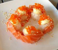 Hmmm Sushi Time, Ethnic Recipes, Food, Essen, Meals, Yemek, Eten