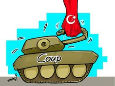 Ayman Toon (2016-07-16) Turquie: Military Coup 2016. The failure of the coup !!!