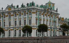 The Hermitage Museum, St. Petersburg Russia. Another AMAZING collection.