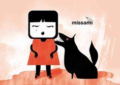 missami y el lobo