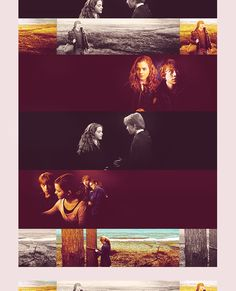 On the other hand, I think Ron and Hermione are perfect for each other.<3
