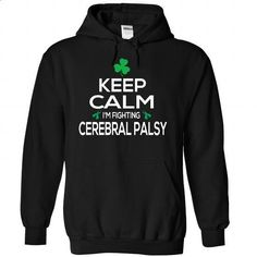 Keep - Cerebral Palsy - #jean shirt #sweaters for fall. BUY NOW => https://www.sunfrog.com/LifeStyle/Keep--Cerebral-Palsy-2926-Black-Hoodie.html?68278