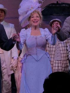Bette Midler in Hello Dolly