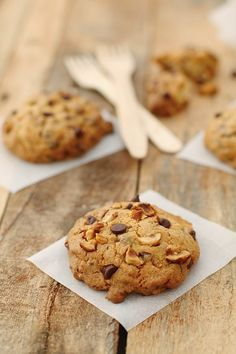 My Lovely Food Magazine 12 y Cookies de chocolate y avellanas ~ My Lovely Food