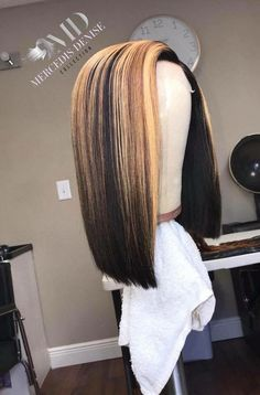 These black hairstyles for long hair are fabulous #blackhairstylesforlonghair