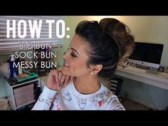 Everything you want to know is right here... Buns for hair    Products Used:  Sally's Euronext Extensions - 18 inch. Toffee Brown   Donut Bun ( Sally's)  Hair Spray  Hair Tie  Bobby Pins    What I'm Wearing:  Face: Benefit POREfessional, Revlon Colorstay Whipped Foundation 320, ELF Maxium Coverage Concealer Sand, NARS Laguna Bronzer, Milani Baked Blush Luminoso  Eyes: E...