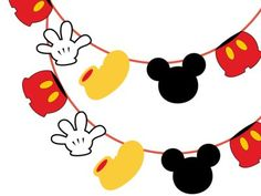 Mickey Mouse Banner