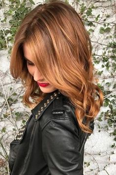 2017's Biggest Hair Color Trend: Hygge #refinery29 http://www.refinery29.com/new-hair-color-trends#slide-10 Organic RedsSit back and wait for the reds to roll out — because everyone's talking about them this season. This iteration is everything we want: vibrant but natural looking, and super shiny with tons of dimension. Let's hope they all look as good as this version, created by Abby Andree. ...