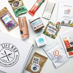 LifeBox - Health and Superfoods Delivered