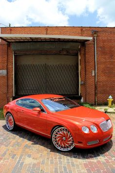 Visit The MACHINE Shop Café... ❤ Best of Bentley @ MACHINE ❤ (Bentley Continental GT Coupé)