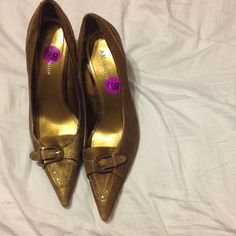 PUMA Winning Diva Ballerina Bling Women's Flats Shoes 8.5m