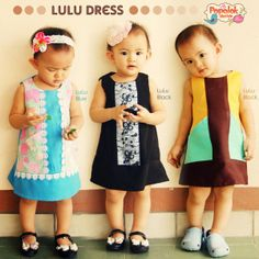 Download LuLu Dress - Size 1 to 8 years Sewing Pattern | Most Popular | YouCanMakeThis.com